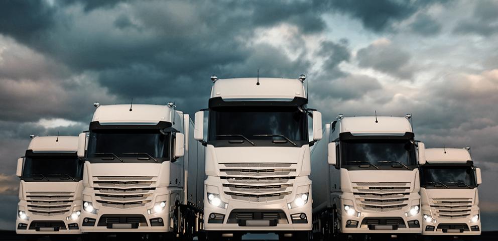 14 000 kamiónov