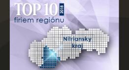 4. miesto z TOP 10 firiem